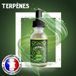 Greeneo E-Liquid CBD OG Kush - 10ml